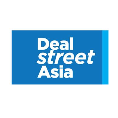 Dealstreet Asia (Boxed Logo)