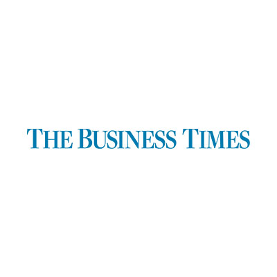 The Business Times (Boxed Logo)